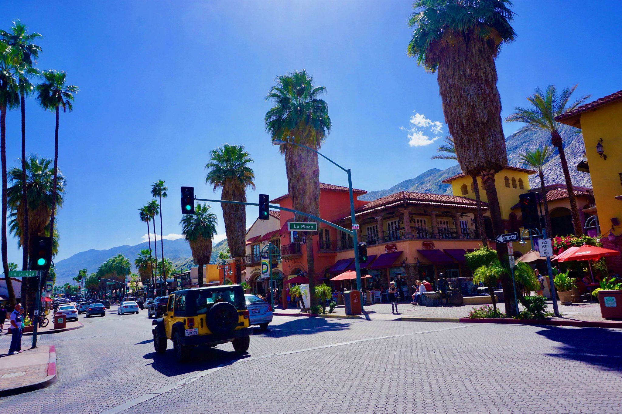 Palm Springs Weekend Getaway   hollywoodreporterin